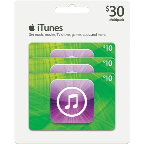 How Do You Add Itunes Gift Card To Your Ipad - itunes gift card multipack 30