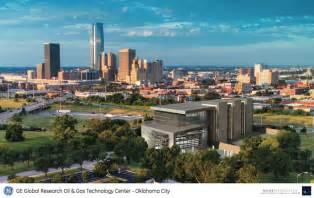 Oklahoma City To Ge Picks Site Near Downtown Oklahoma City For New And