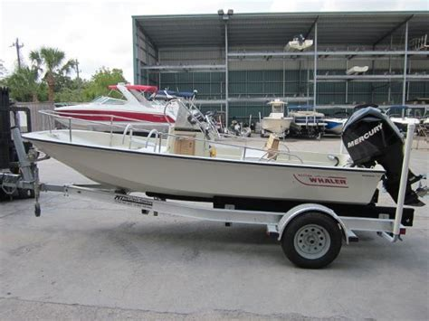 boston whaler boats for sale in texas boston whaler 17 montauk boats for sale in seabrook texas