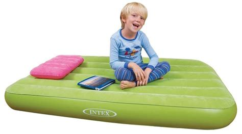wholesale kids air bed childrens inflatable mattress