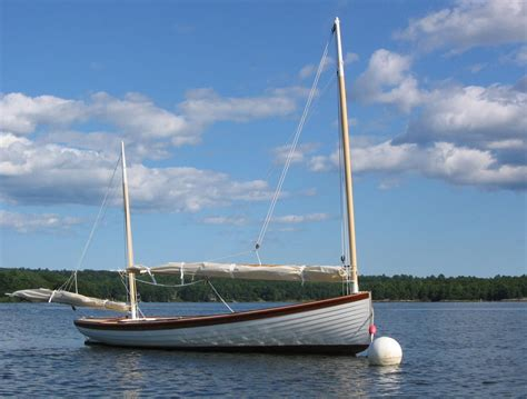 cape cod shipbuilding launches new model herreshoff - Cape Cod Shipbuilding Boat Models