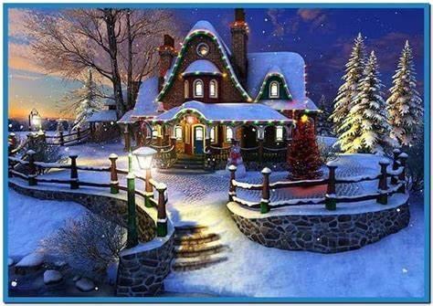 3d animated christmas screensavers with music download free - Christmas Screensavers Animated