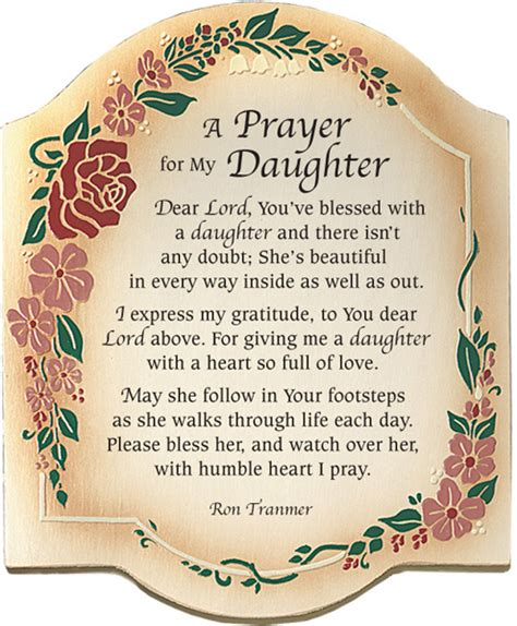 My Birthday Prayer Quotes Inspirational Poems For My Daughter Prayer For My