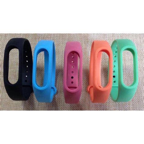 Terbaru Gelang Tpu Untuk Xiaomi Mi Band 2 Oem 1 gelang tpu untuk xiaomi mi band 2 oem black
