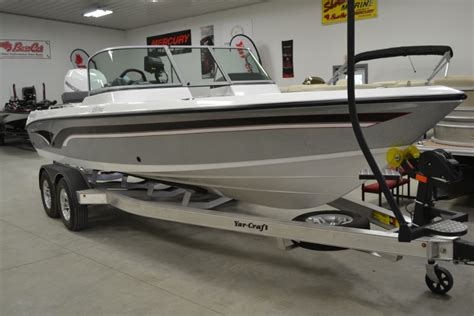 yar craft boats 2016 yar craft 219 tfx for sale in wabash in 46992