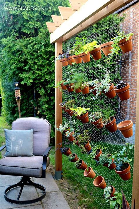 awesome diy vertical garden ideas   refresh