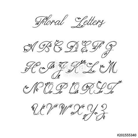decorative block letters font quot calligraphy alphabet decorative handwritten brush font