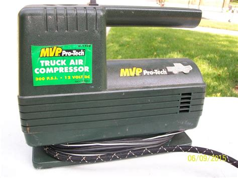 air compressor mvp pro tech 12 volt dc 30 sheboygan