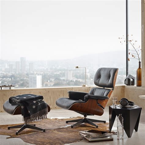 ottoman sessel vitra lounge chair now available in the shop