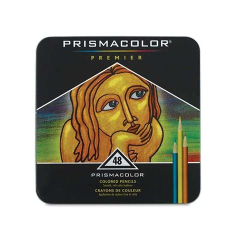 prismacolor premier colored pencils 48 prismacolor premier colored pencils set of 48