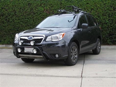 subaru forester rally 2014 subaru forester 2 5i xt rally light bar su sja rlb