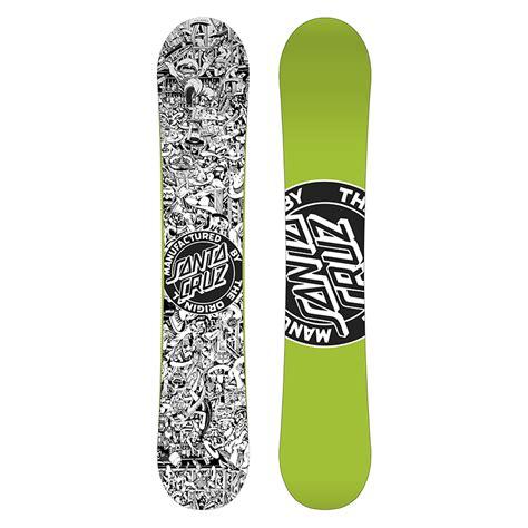 tavola snowboard santa santa snowboards