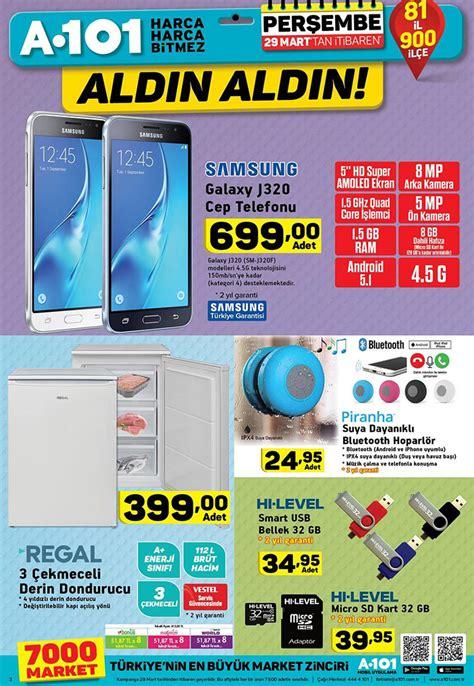 Samsung Mba Internship On Jts by A101 29 Mart Indirimleri Akt 252 El Listede Bu Hafta Neler Var