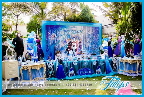 themed birthday party supplies online pakistan frozen wonderland party