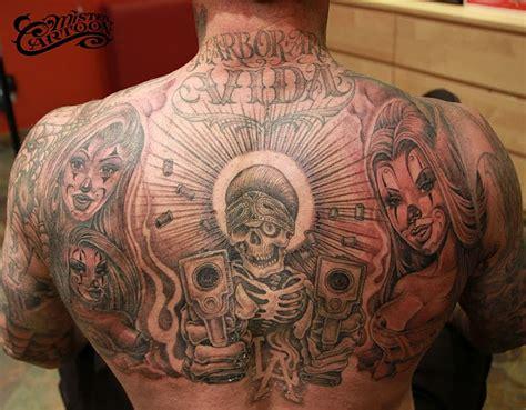 Cartoon Tattoo Artist California | illustration intro lecture week 1 favorite artist tavis