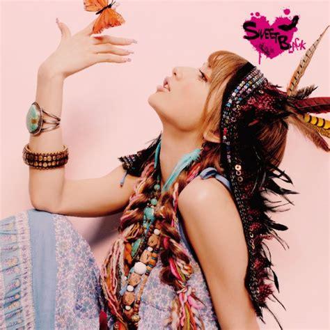 black sweet ayumi hamasaki ixa ready fist on