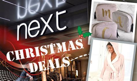 best christmas gift deals next uk best gifts deals and discounts including barbour scarf set