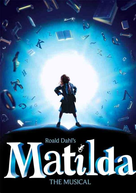 matilda the musical books four are born title performers announced for