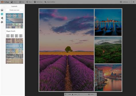 how to make a picture a background on powerpoint how to make a picture collage picmonkey