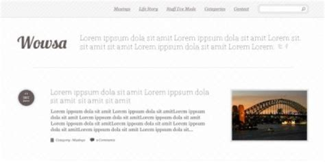 layout blog psd einfache blog layout psd download der kostenlosen psd