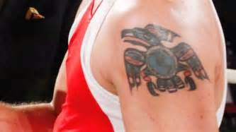 new prime minister has a native inspired tattoo
