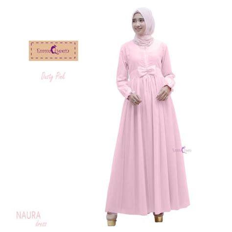 Baju Muslim Anak Naura baju gamis terbaru baju anak perempuan wa 6285221882288