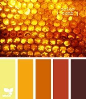 honey color neat honey colour scheme colorful color