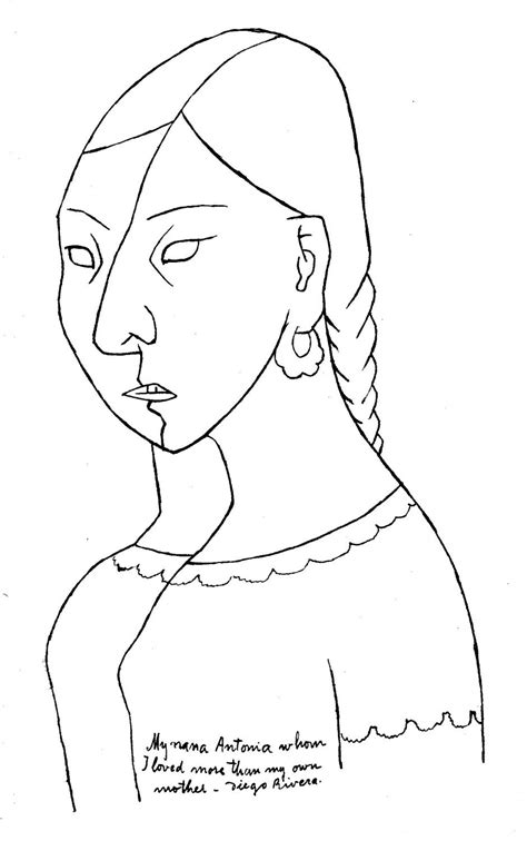 Diego Rivera Coloring Pages Coloring Home Diego Rivera Coloring Pages
