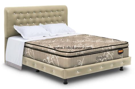 Set 120x200 Oregon Musterring Springbed Madrid Style musterring simpati furniture