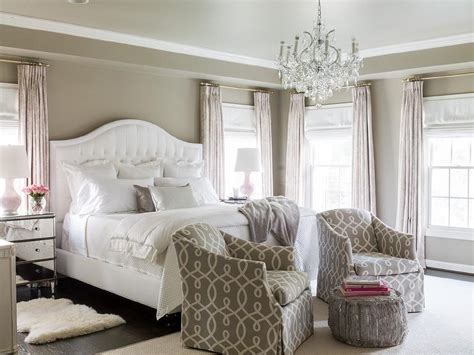 pink and brown girls bedroom with gray tufted beds gray bedroom with pink accents transitional bedroom
