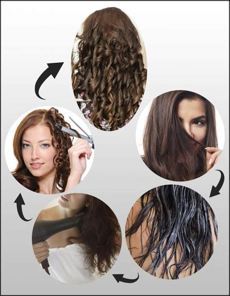 Curling Iron Hairstyles by Genius Hairstyle Hacks How To Make Your Hair Curly