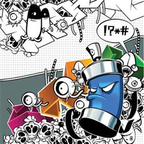 wallpaper grafiti kartun gambar grafiti emo keren sepertiga com