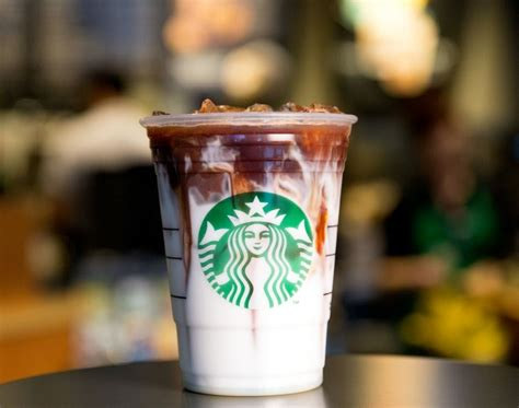 Coffee Latte Starbucks starbucks iced espresso beverage with coconut milk