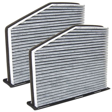 Vw Cabin Filter by 2 Pack Hqrp Charcoal Cabin Air Filter For Vw City Jetta