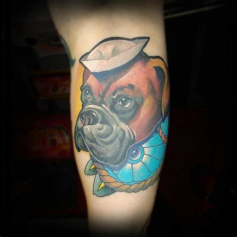tattoo prices spain arm fantasy dog tattoo by punko tattoo