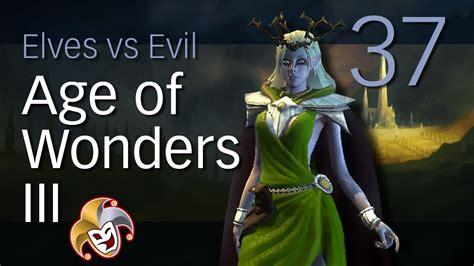 evil class colors unit mods aow3 elves vs evil 37 lighting the beacon