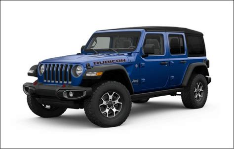 Jeep Unlimited 2020 by 2020 Jeep Wrangler Unlimited Trim Levels Price Msrp