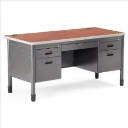 industrial metal desk furniture home design ideas