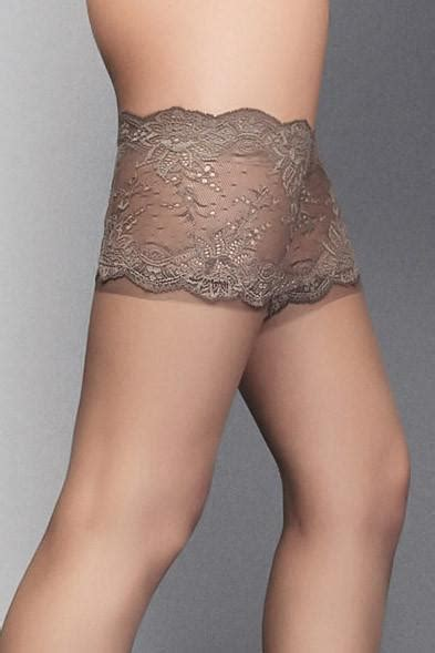 summers white lace top hold ups in black veneziana desiderio lace top hold ups mayfair
