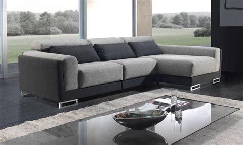 muebles espa oles modernos sof 225 s chaise longue