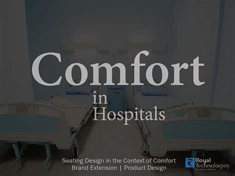 comfort hospital id comfort in hospitals on ccs portfolios