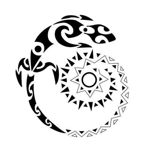 tribal gecko tattoo meaning 40 best tribal lizards images on lizard