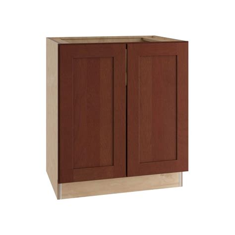 Kitchen Cabinets Unfinished | assembled 36x34 5x24 in sink base kitchen cabinet in