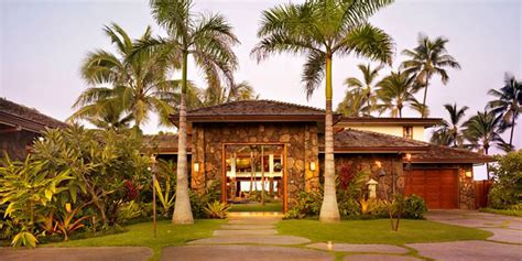 hawaiian house celebrity studded vacation house in hawaii