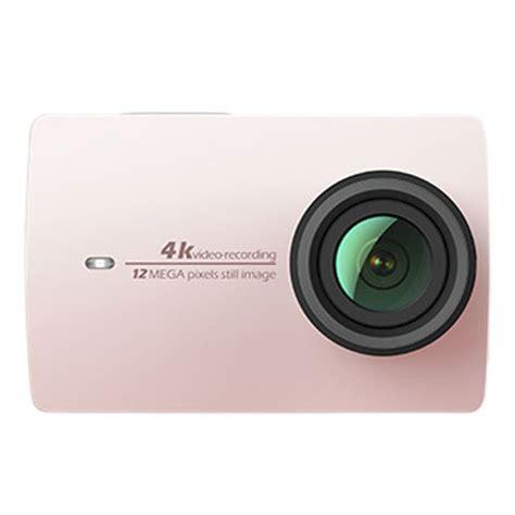 Trand Xiaomi Yi 2 4k Ver International xiaomi yi 4k 2 version pink specifications photo xiaomi mi