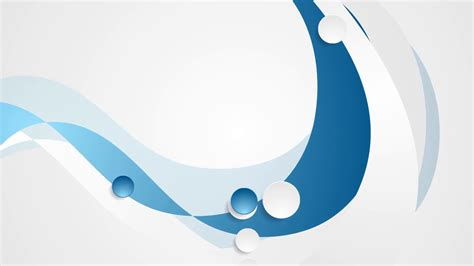 cool wallpaper companies blue grey waves and circles corporate background video