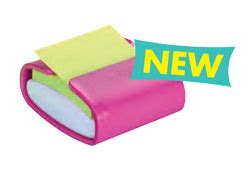 Post It Sticky Notes 656 47 6 X 73mm les jours happy colors avec scotch 174 et post it 174 burolike