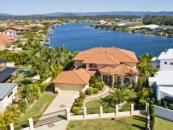 real estate gold coast houses for sale australian property for sale waterfront home gold coast queensland australia