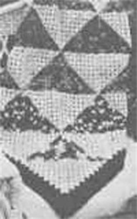 pattern for triangle afghan triangles afghan allfreecrochetafghanpatterns com