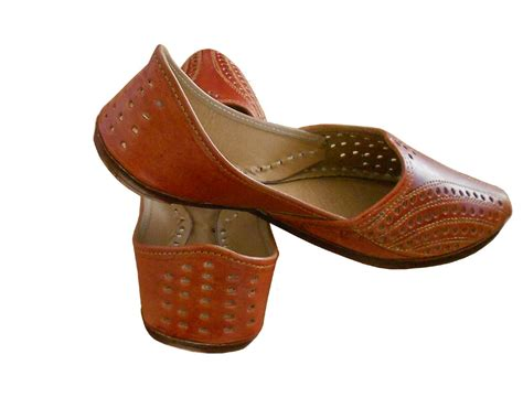 Handmade Leather Shoes India - shoes indian handmade leather juti mojari jooti